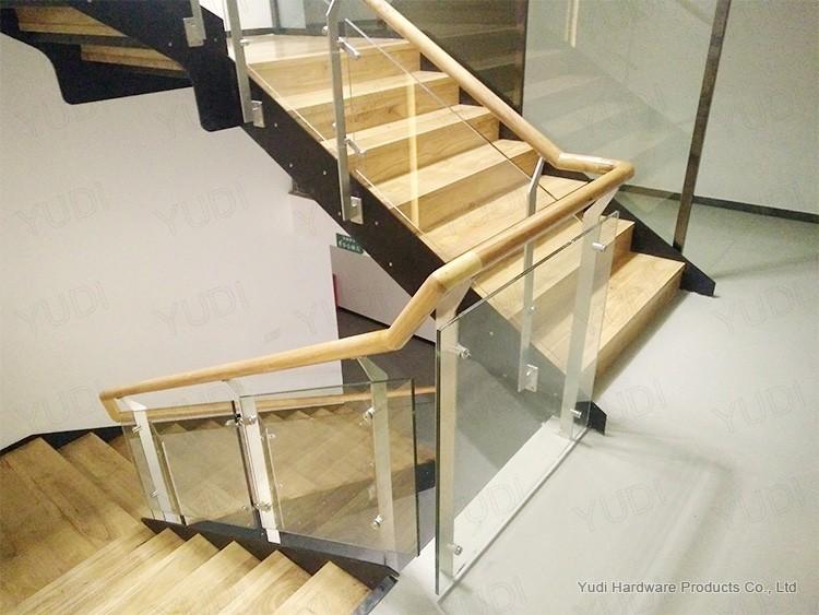 御迪钢木楼梯工程案例