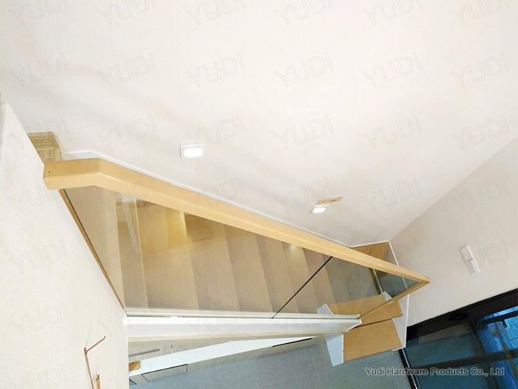 公寓楼梯订制 御迪楼梯生产公寓楼梯