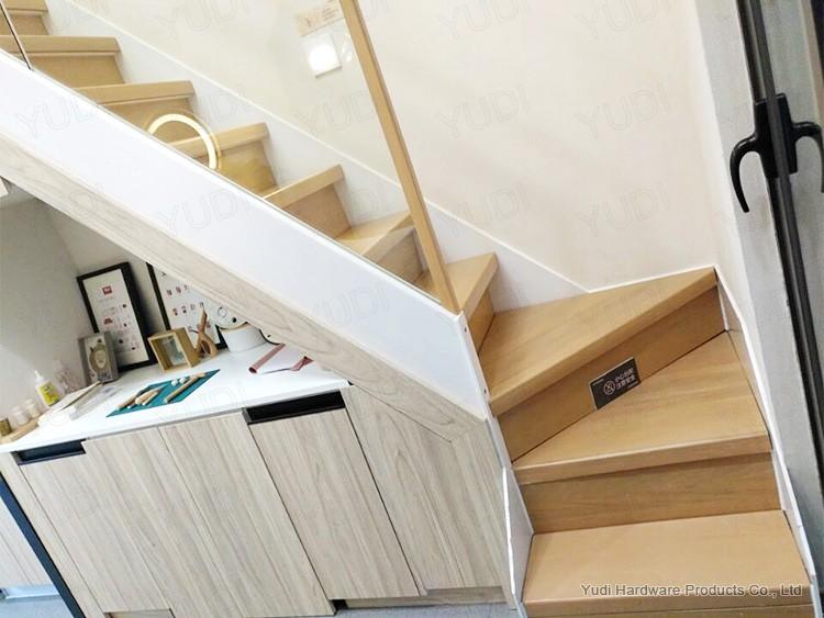 御迪专业设计定制公寓楼梯 新款公寓楼梯