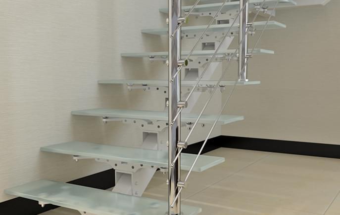 御迪专利直楼梯 YD-ZT1