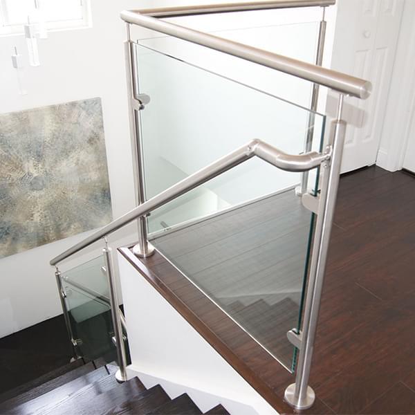 玻璃楼梯栏杆|护栏系列分类|旋转楼梯,不锈钢楼梯,,,.图片