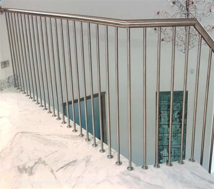 平台护栏,室内护栏,YD-LTH007