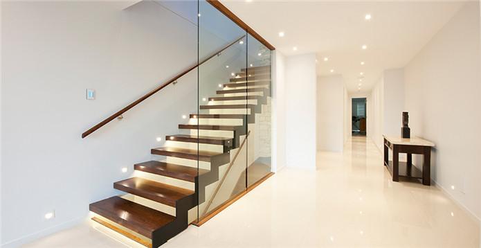 室内家居木悬浮梯,新款悬浮梯,YD-MF205