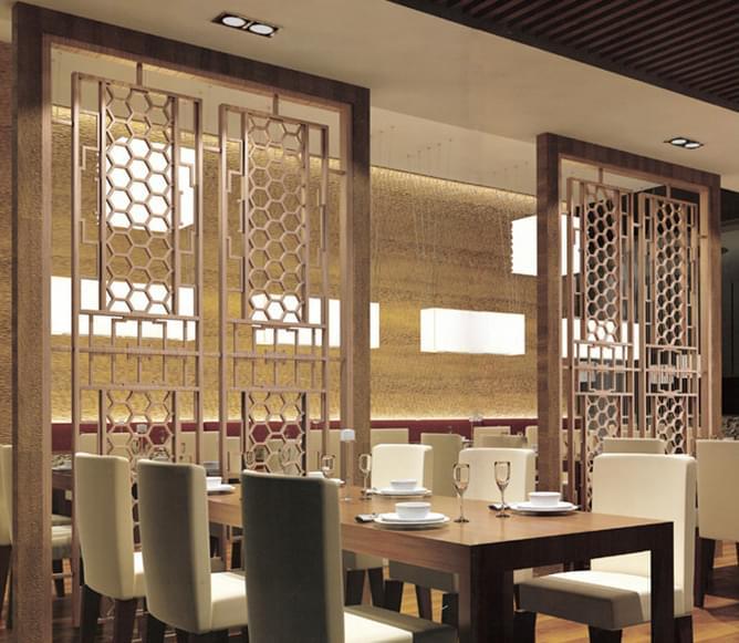 家用餐厅屏风,YD-PT908